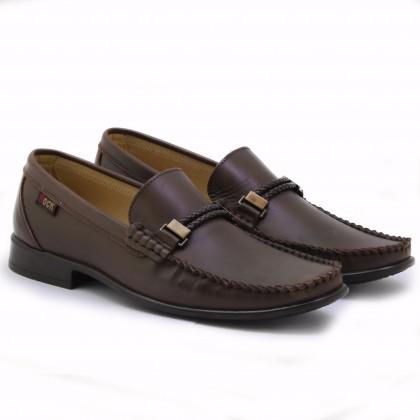 Hebron leather rock classic men s shoe