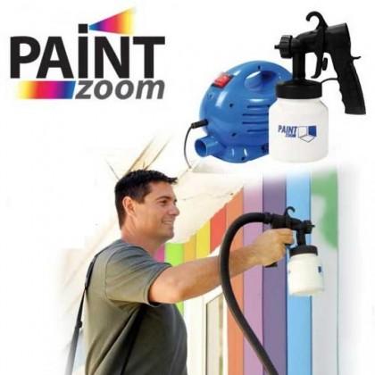 أداة رش الدهان paint zoom