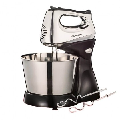Ackiliss hand mixer with bowl عجانة